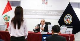 La abogada defensora de Keiko Fujimori, Giulliana Loza, rechazó los cálculos estimados por la Fiscalía peruana.