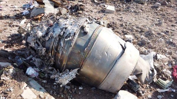 Irán reconoce derribo de avión de Ukraine International Airlines por su sistema de defensa antiaérea