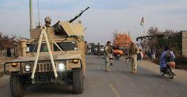 La nota de la OTAN agregó que no se desvelará la identidad de los fallecidos en la explosión hasta que transcurran veinticuatro horas.