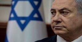 En noviembre pasado el fiscal general de Isarel presentó un pliego de cargos contra Netanyahu por soborno, fraude y abuso de confianza.