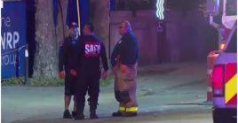 Además de los dos muertos, resultaron cinco personas heridas por el tiroteo ocurrido en Texas.