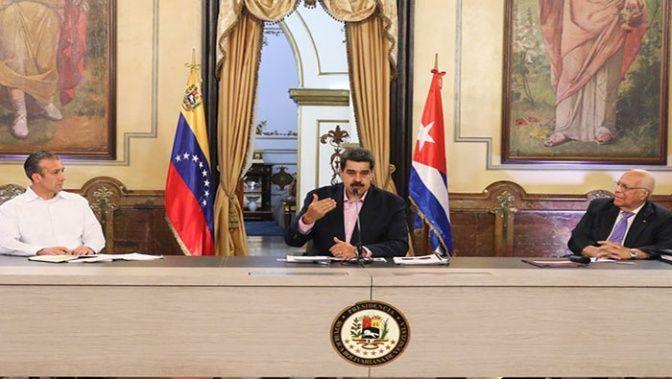 Pondera Maduro lazos históricos y solidaridad entre Cuba y Venezuela
