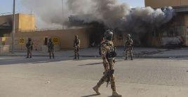 Agencias de noticias han divulgado la hipótesis de que el lanzamiento de los cohetes se realizó desde el distrito de Zafaraniyah, a las afueras de Bagdad.