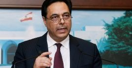En diciembre Diab, un académico y exministro de Educación, fue elegido como primer ministro designado.