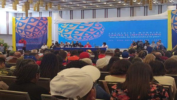 El encuentro servirá para denunciar las políticas neoliberales e injerencistas en el mundo.