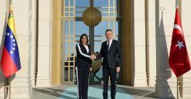 Venezuela y Turquía celebran este año el 70 aniversario del inicio de relaciones bilaterales.