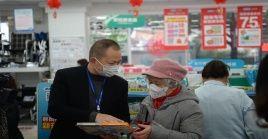 Las autoridades chinas precisaron que hay unos 1.072 casos sospechosos bajo observación, también en la localidad de Wuhan, donde surgió el coronavirus.