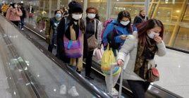Las autoridades chinas precisaron que, desde el inicio de la emergencia sanitaria hasta la fecha, 38 pacientes han sido curados.