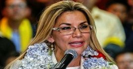 Añez ha impulsado la persecución a exmiembros del gabinete del depuesto de Evo Morales.