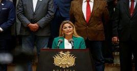 Jeanine Áñez afirmó que la medida es habitual en las proximidades de las elecciones generales del próximo 3 de mayo.