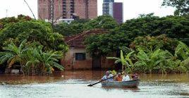 El representante de Cuba exhortó a la colaboración internacional ante los desastres originados por el cambio climático en Brasil.