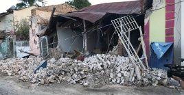 La isla caribeña ha sido afectada por varios sismos desde finales de diciembre de 2019.