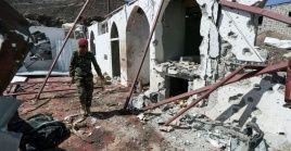 La guerra en Yemen ha dejado alrededor de 100 mil muertos.