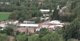 Piñera añadió que la situación es muy compleja porque los ríos Copiapó, Huasco y Salado aumentaron su caudal de manera significativa lo que ha provocado aluviones e inundaciones.