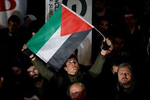 """El """"Acuerdo del siglo"""" concedería a los palestinos un Estado fragmentado."""