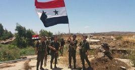 Agentes del Comando, afirmaron que en los últimos díassus fuerzas erradicaron el terrorismo en varias localidades de la región como Maaret An-Numan, Deir Sharki, Maar Shamreen, Hamedieh, Kafer Rouma y otros 25 sitios.