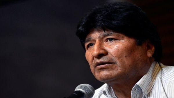 """El MAS confirmó desde Cochabamba que, el pasado 27 de enero, Morales firmó un poder sobre la posibilidad """"de ser designado candidato a la Asamblea Legislativa""""."""