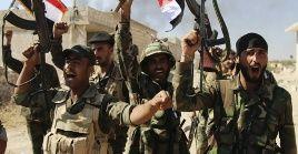 Áreas como Maaret Al-Nouman, Deir Sharki, Maar Shamreen, Hamedieh y Kafer Rouma fueron liberadas recientemente.