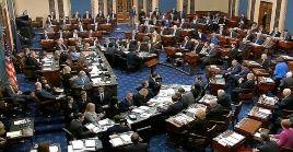 Tras la decisión del Senado, los demócratas no lograron tener al exasesor de Seguridad Nacional de EE.UU., John Bolton, como testigo.
