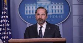 El secretario de Salud estadounidenses señaló que 191 personas están bajo observación médica.