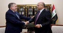 El político de 65 años fue miembro del parlamento iraquí hasta mediados de 2006 y ostentó el cargo de Ministro de Comunicaciones en el Gobierno del entonces primer ministro Nuri al-Maliki.