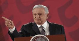 López Obrador anunció que el gobierno compensará los ingresos a los institutos con cuotas de recuperación.