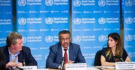"""""""Aprovechar el poder de la ciencia es fundamental para controlar este brote"""", señaló el director general de la OMS, Tedros Adhanom, sobre los objetivos de la convocatoria sobre el coronavirus."""