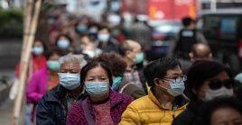 Medios locales reseñaron que la tasa nacional de mortalidad por las nuevas infecciones han disminuído, según los registros del jueves, en un 2 por ciento.