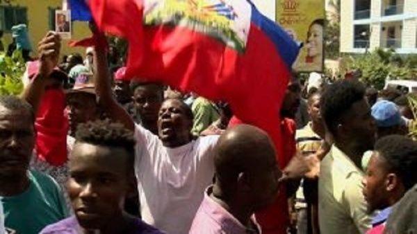 Desde noviembre pasado, Haití experimenta una tregua en las protestas, tras dos meses de movilizaciones en todo el país.