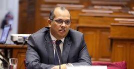 Luis Miguel Castilla es investigado por presuntos actos de corrupción.