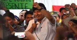Los representantes del MAS tendrán hasta el miércoles para entregar las enmiendas en torno a la candidatura de Morales.