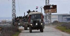Medios locales han destacado que las acciones del ejército sirio han logrado acabar con las municiones y recursos de los terroristas.