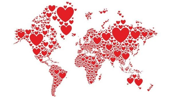Conoce inusuales celebraciones de San Valentín en todo el mundo