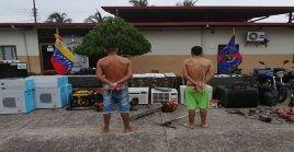 """El protector del estado indicó que los dos hombres harían parte del grupo paramilitar """"Los Ratrojos""""."""
