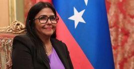 Rodríguez consideró que la Mesa Nacional de Diálogo, permiteexpandir posiciones nacionalistas y democráticas.