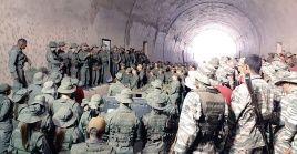 La jornada fue convocada por el presidente Constitucional, Nicolás Maduro, el pasado sábado en toda la Nación con el propósito de fortalecer la defensa Nacional ante agresiones armadas.