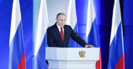 Vladímir Putin aseveró que varios países cuentan con centros para ataques en el ciberespacio, tras el acelerado desarrollo de las tecnologías.