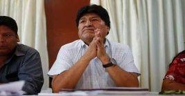 Tras el golpe de Estado del pasado 10 de noviembre en Bolivia, Morales y parte de los exministros salieron del país al asegurar que sus vidas estaban en riesgo.