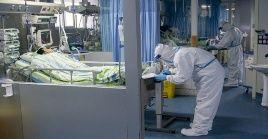 El número de camas de hospital reservadas para los pacientes con Covid-19 ha aumentado a aproximadamente 40.000.