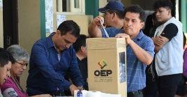 Durante las próximas semanas, el TSE definirá la empresa encargada de la impresión del material electoral.
