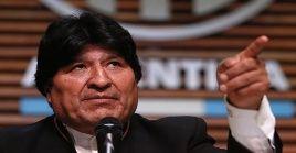 Para Morales el fallo del TSE busca la proscripción del MAS de cara a las elecciones del 3 de mayo en Bolivia