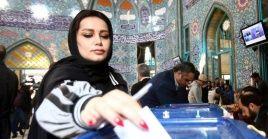 Los bloques conservadores iraníes habrían conseguido al menos 220 de los 290 escaños del parlamento nacional.
