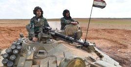 Las liberaciones se suman a la ofensiva del ejército contra losgrupos terroristas en las cercanías de Kafer Nubol, Marzeta y al-Fateira.