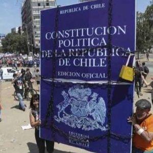Chile: Personas contgiadas no podrán votar en plebiscito