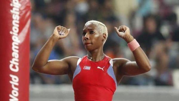 La pertiguista cubana, Yarisley Silva, es una de las clasificadas para los Juegos Olímpicos de este año.