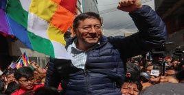 El líder boliviano rechazó las acciones de quienes promovieron y ejecutaron el golpe de Estado del pasado 10 de noviembre.
