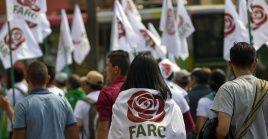 La FARC aboga porque se cumplan los Acuerdos de Paz en el país.