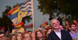 La gestión de Vázquez se caracterizó por  impulsar reformas en el sistema tributario, de salud y educación.