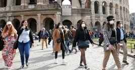Italia se ha convertido en el segundo país con mayor número de contagios por el Covid-19.