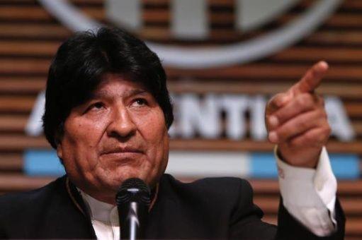 Desde el golpe y tras su asilo en México, Evo Morales se encuentra en Argentina, dispuesto a volver a Bolivia